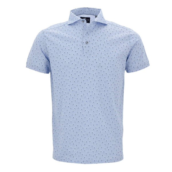 Polo estampado 915278