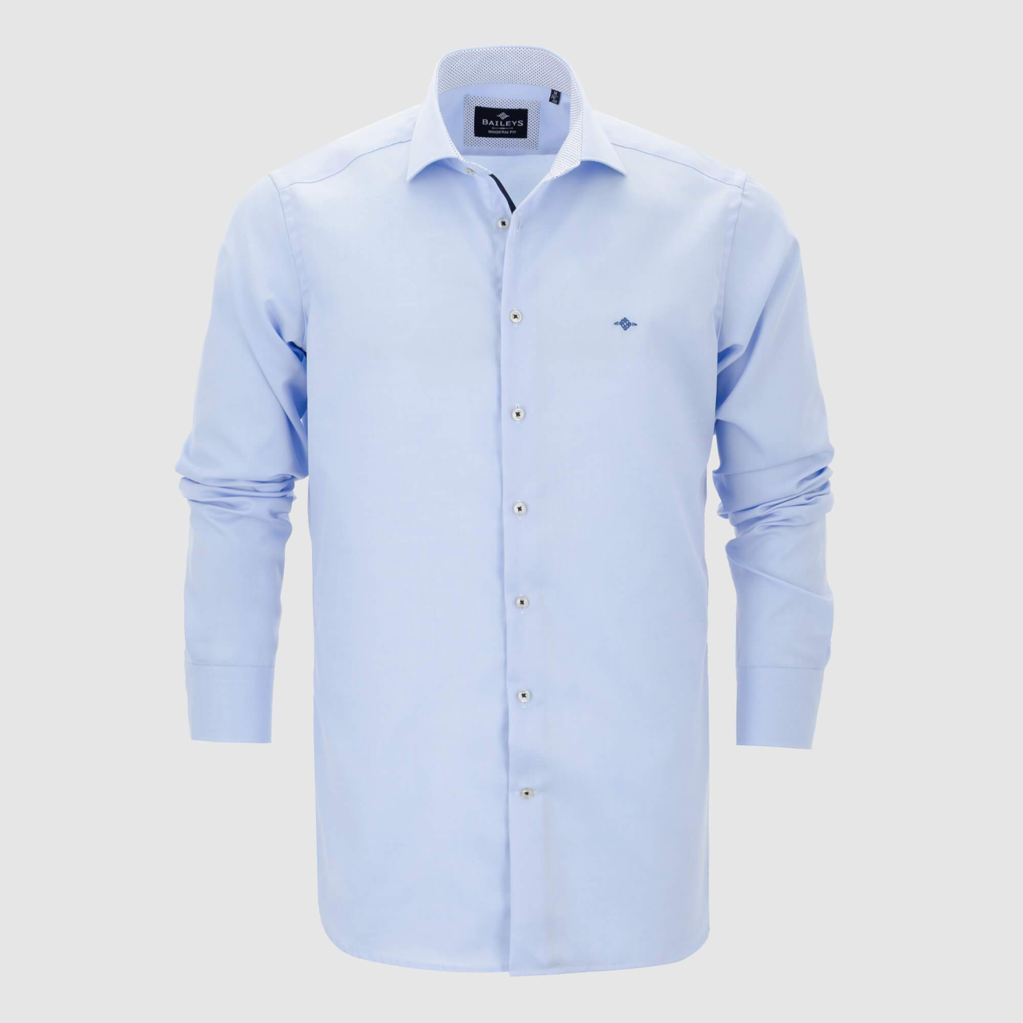 Camisa lisa slim fit 107877
