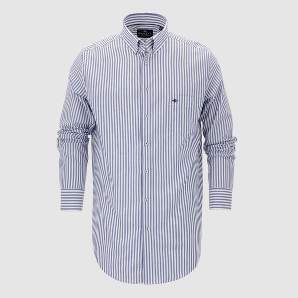 Camisa rayas regular fit 107103