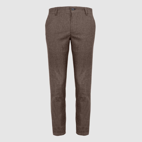 Pantalón chino de espiga regular fit 921020/80