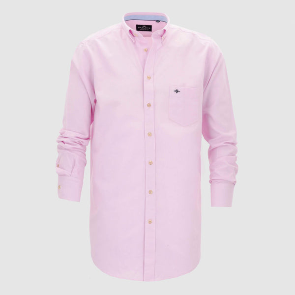 Camisa Oxford regular fit 107000