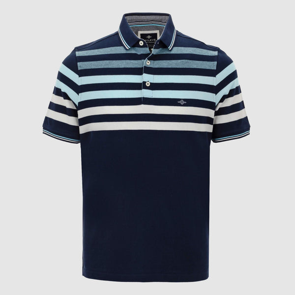 Polo rayas regular fit 105252