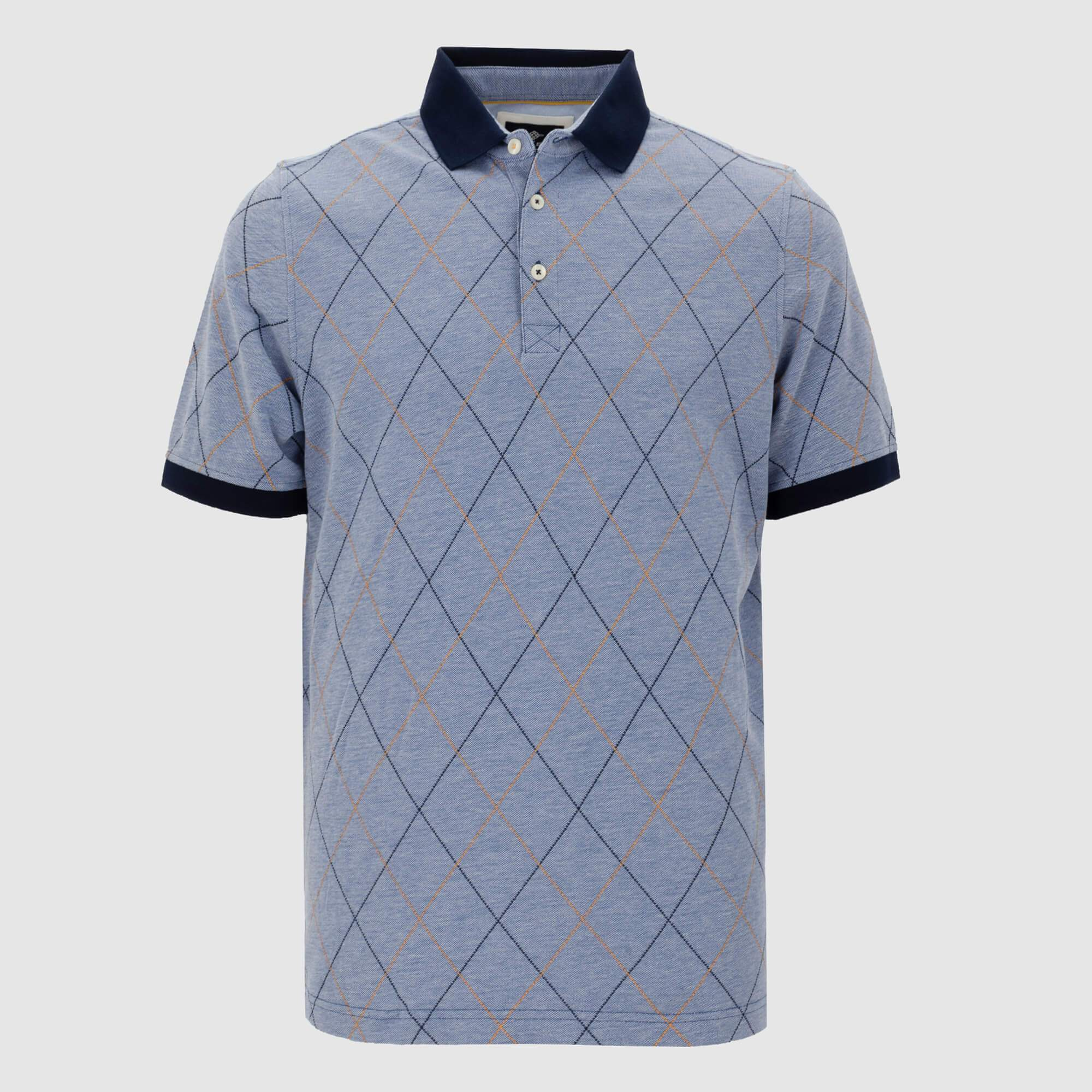 Polo estampado regular fit 105242