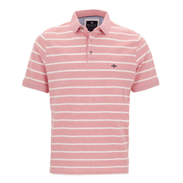Polo de rayas regular fit 915250