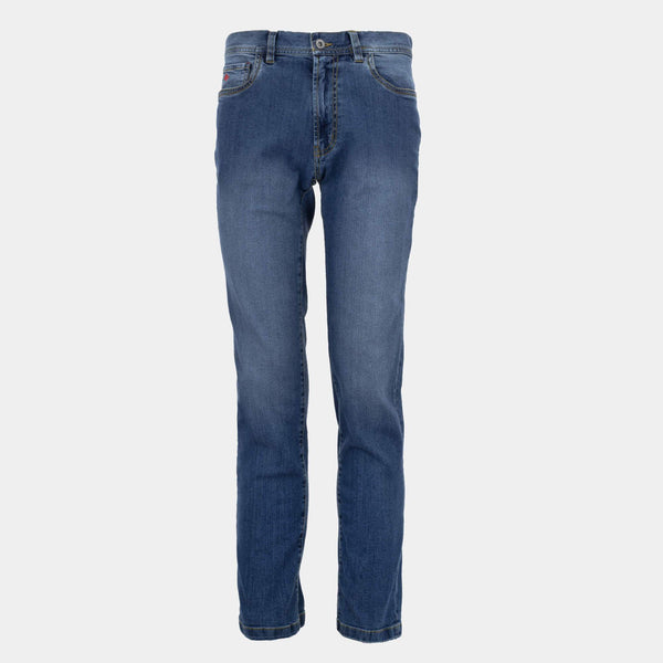 Pantalón vaquero regular fit 821140/60
