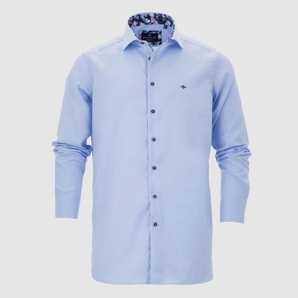 Camisa lisa slim fit 207849