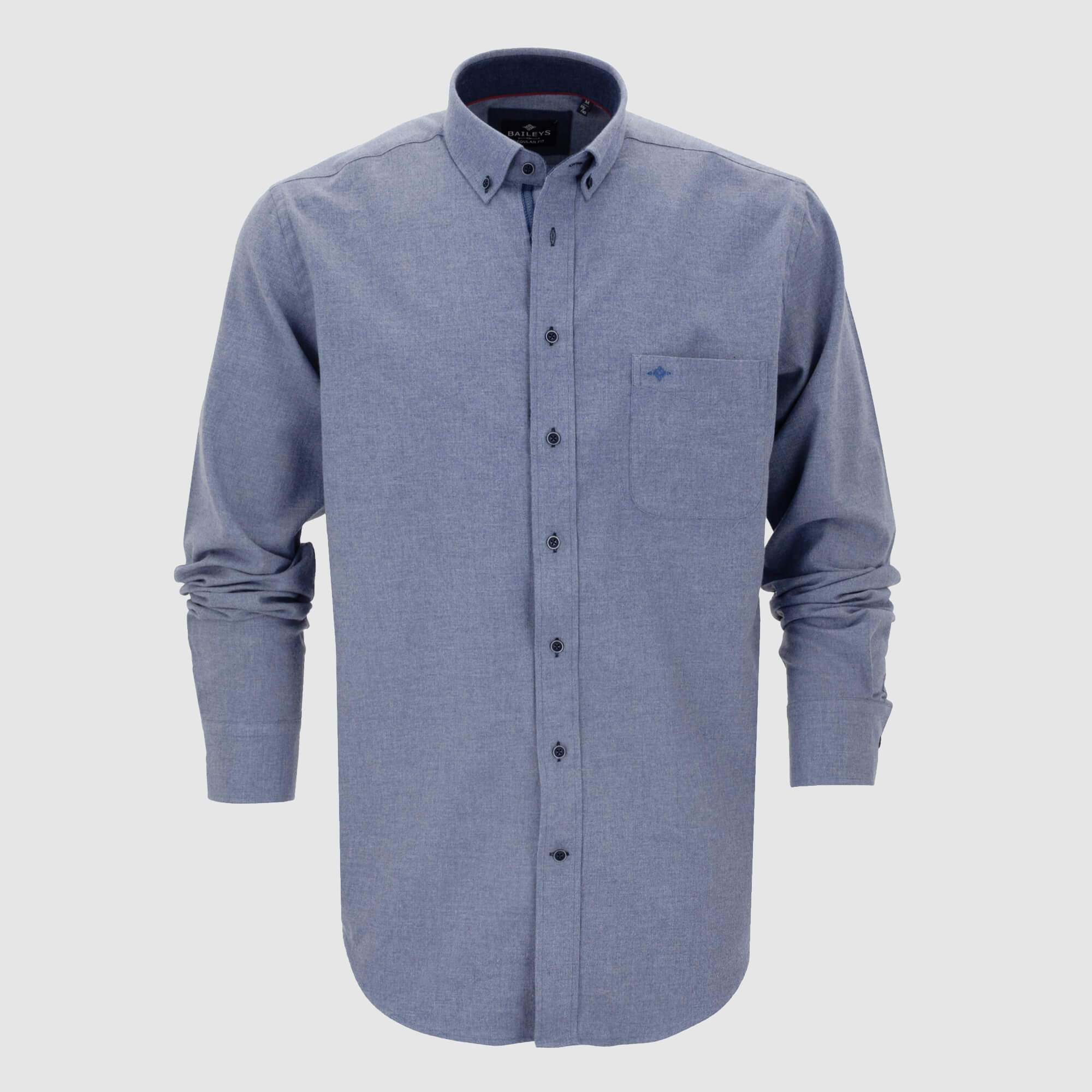Camisa franela Regular Fit 927025