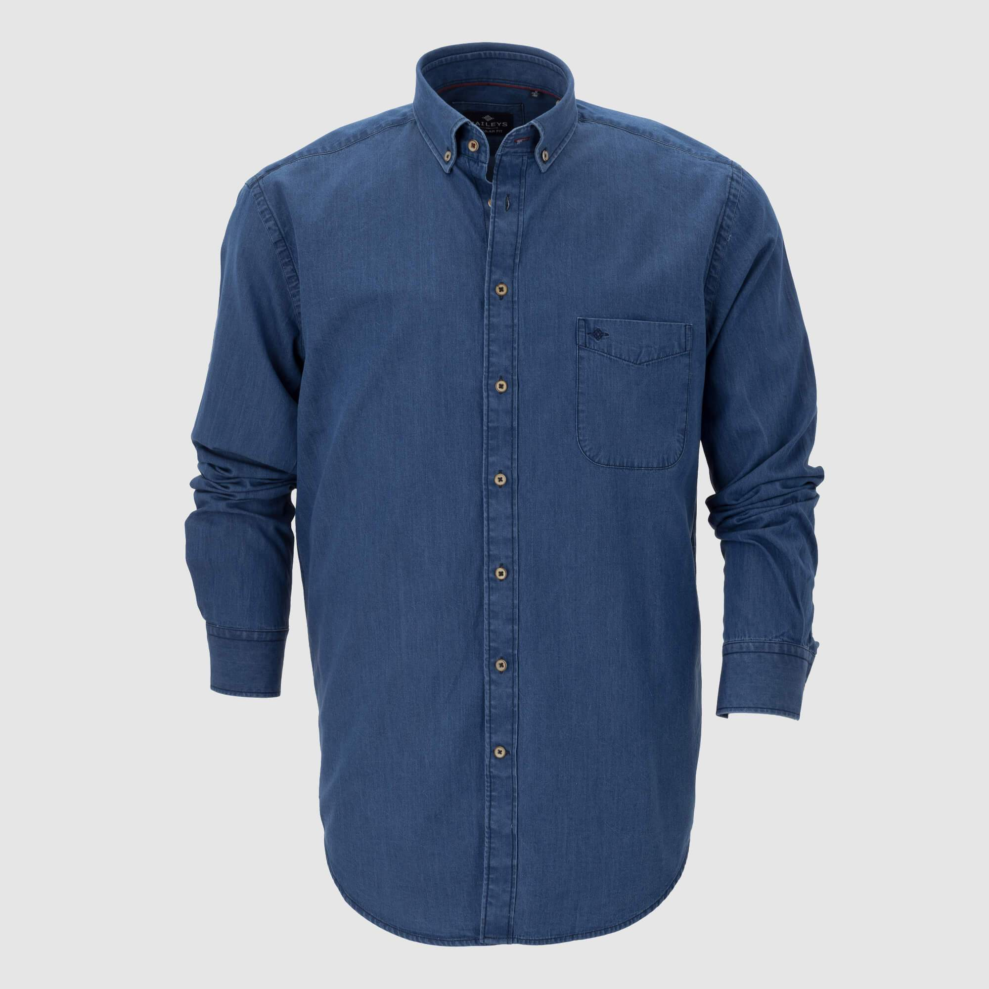 Camisa vaquera regular fit 207049