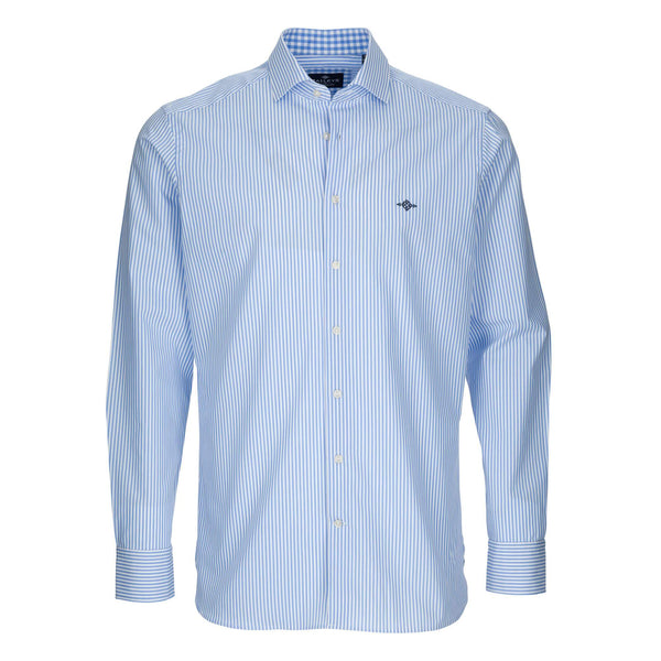 Camisa formal de rayas 817001