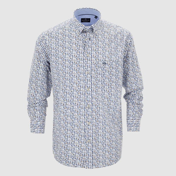 Camisa estampada Regular Fit 927670