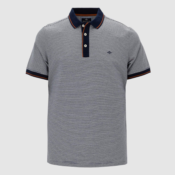 Polo rayas regular fit 105267