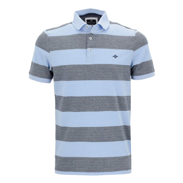 Polo jaspeado regular fit 915253