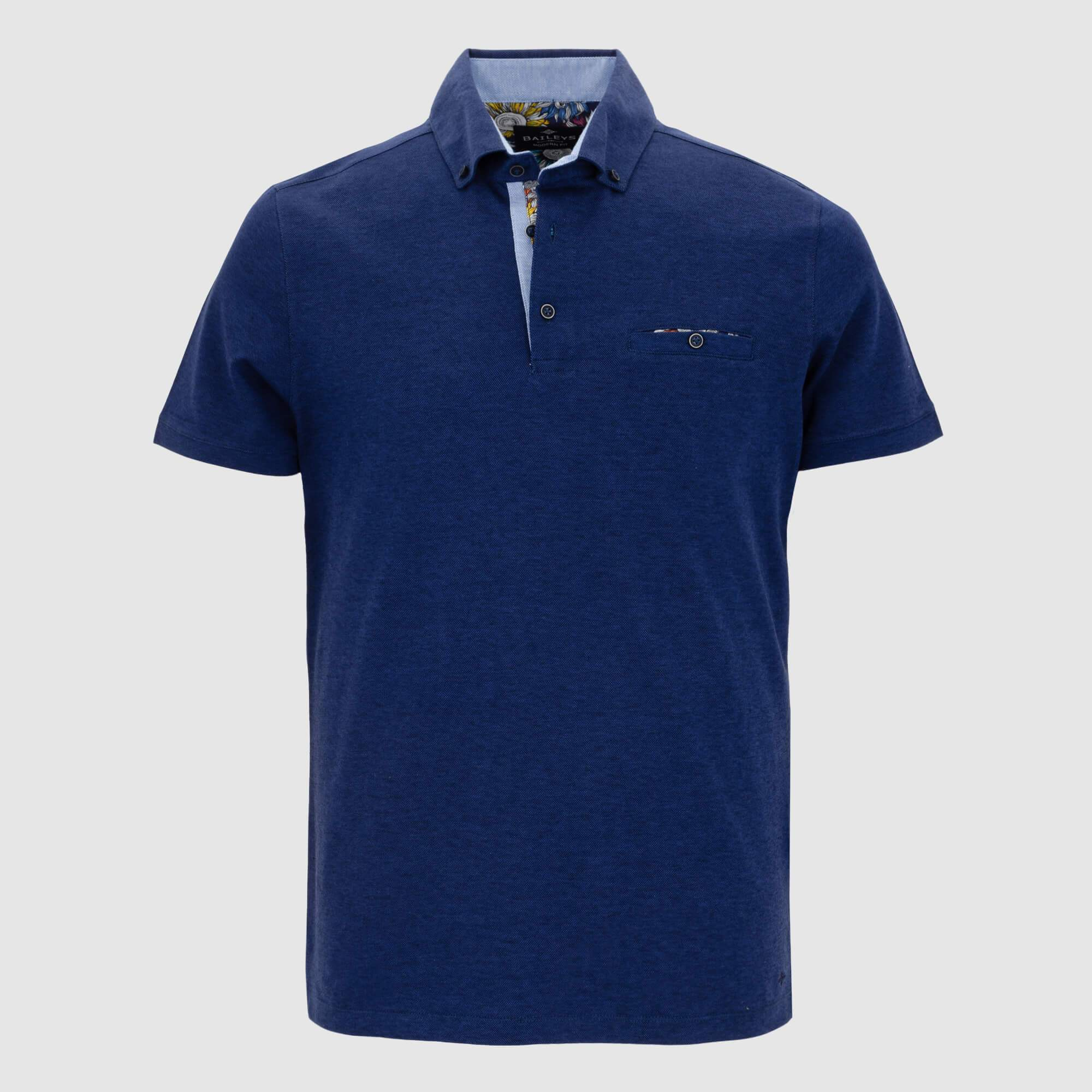 Polo liso slim fit 106599