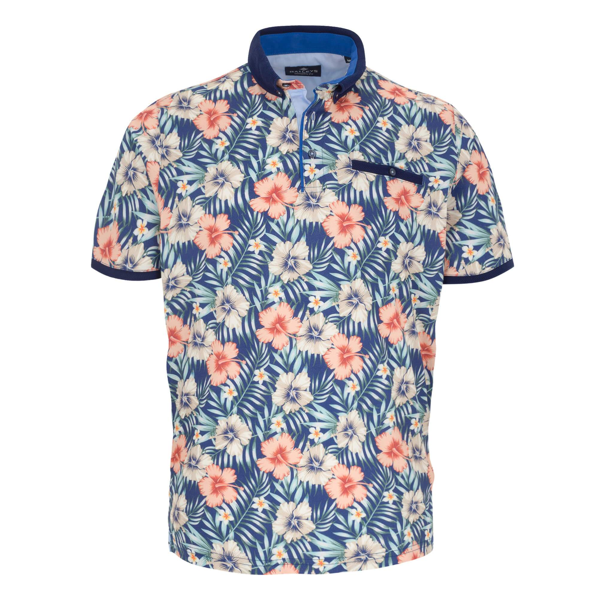Polo estampado 816596