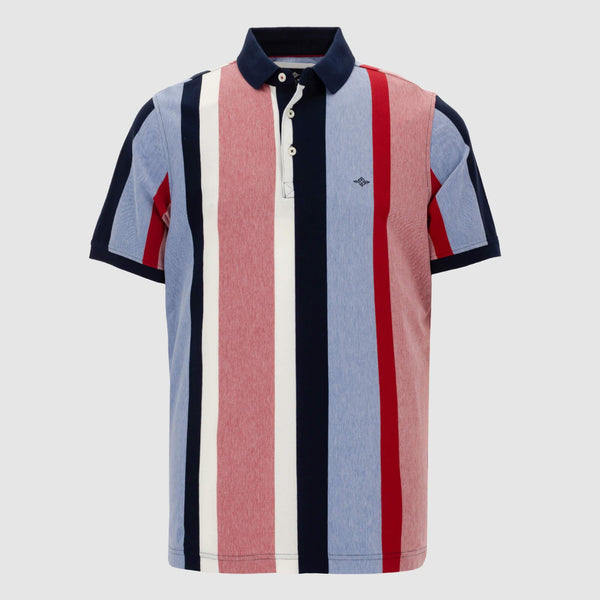 Polo rayas verticales regular fit 105256