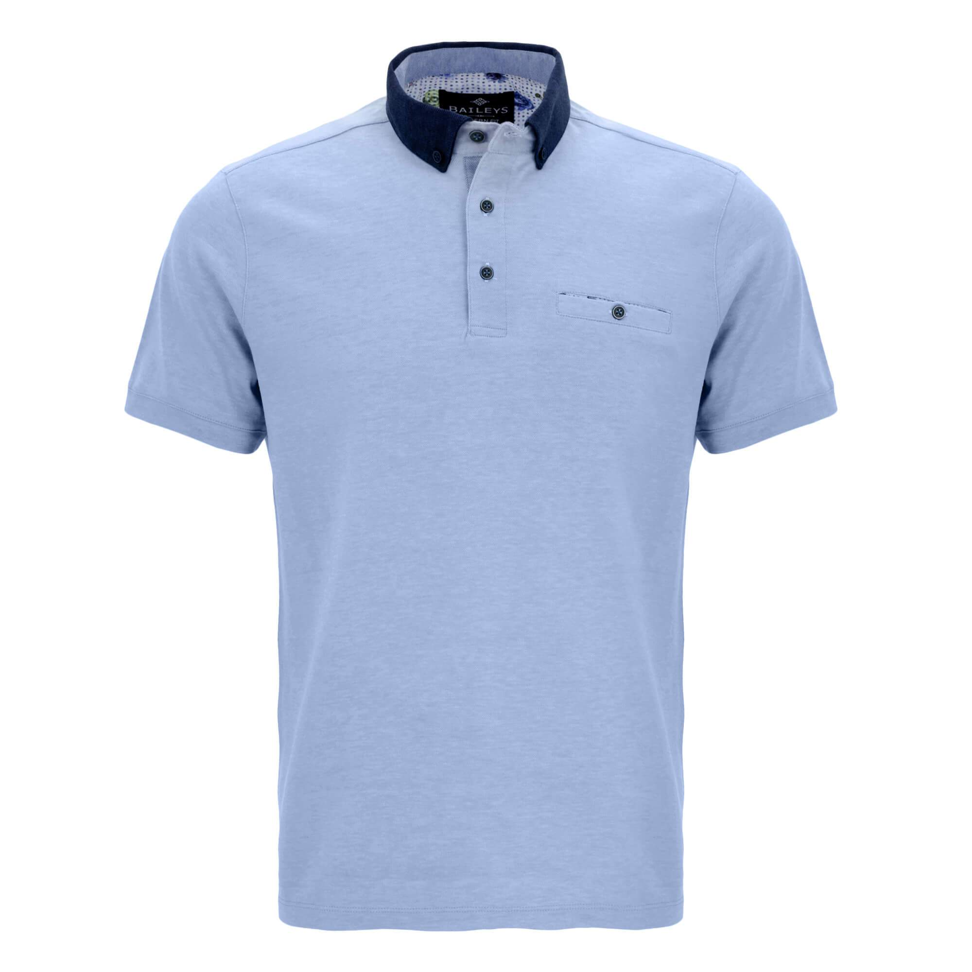 Polo jaspeado slim fit 916599
