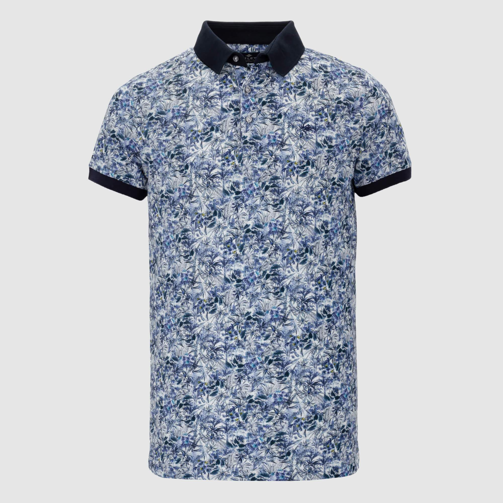 Polo estampado slim fit 105279
