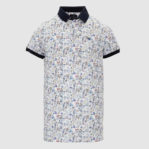Polo estampado slim fit 105274