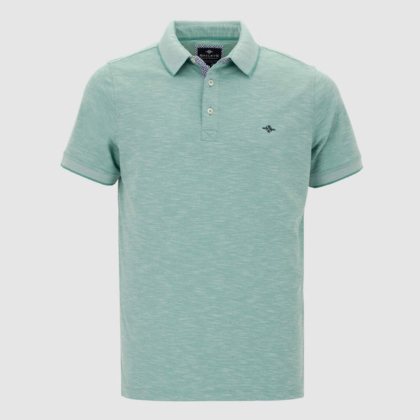 Polo jaspeado regular fit 105284