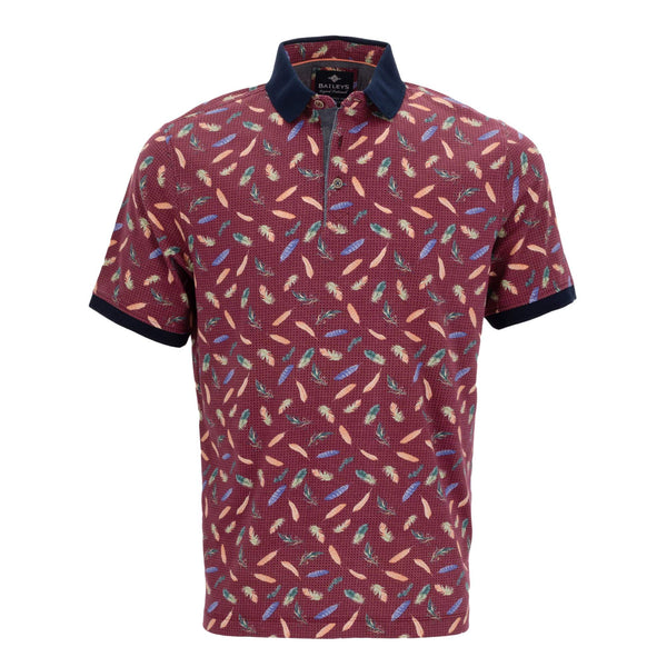 Polo estampado regular fit 915264