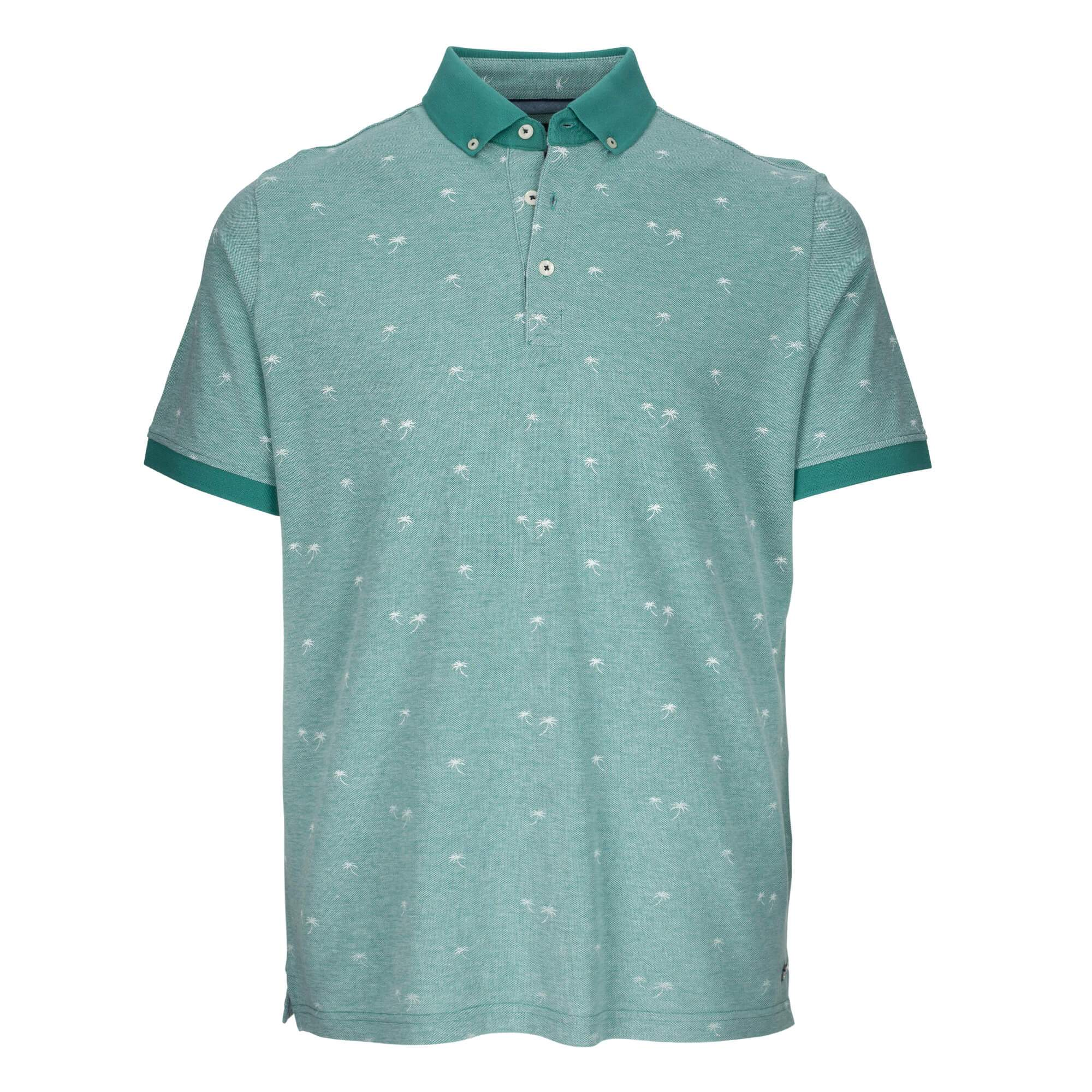 Polo estampado 815261