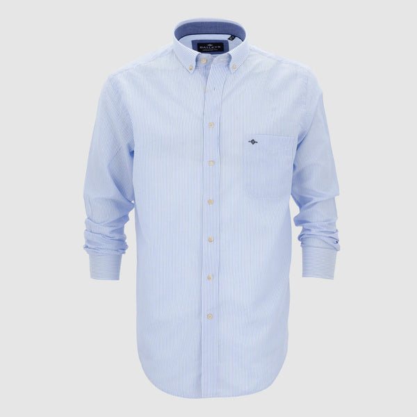 Camisa casual rayas regular fit 107010