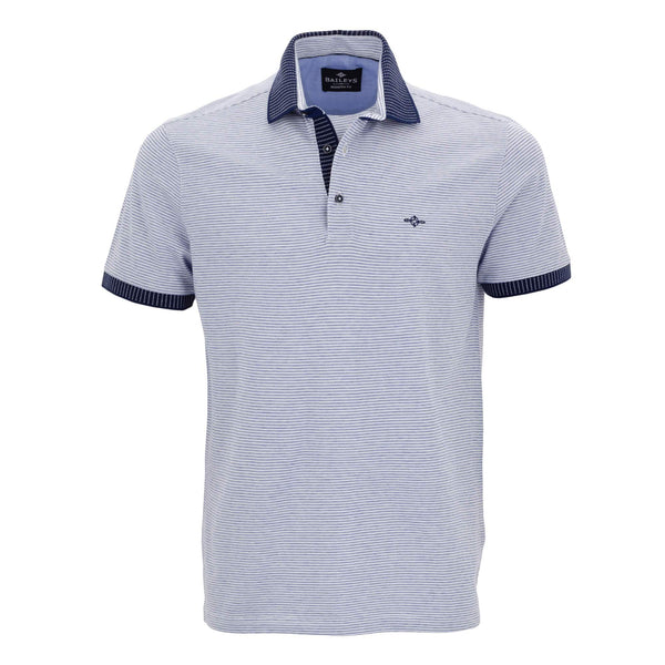 Polo estampado slim fit 916596