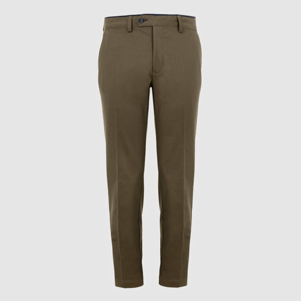 Pantalón chino liso regular fit 921018/75