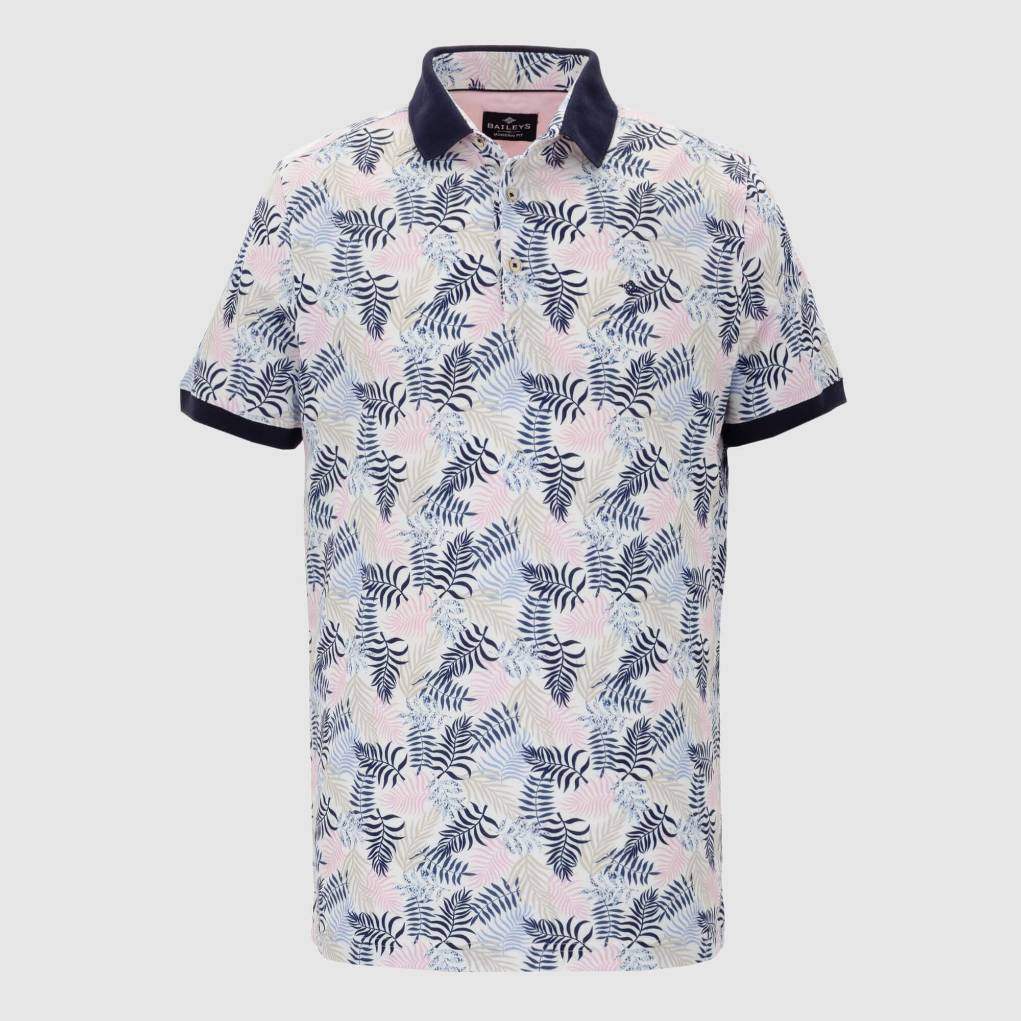 Polo estampado slim fit 106584
