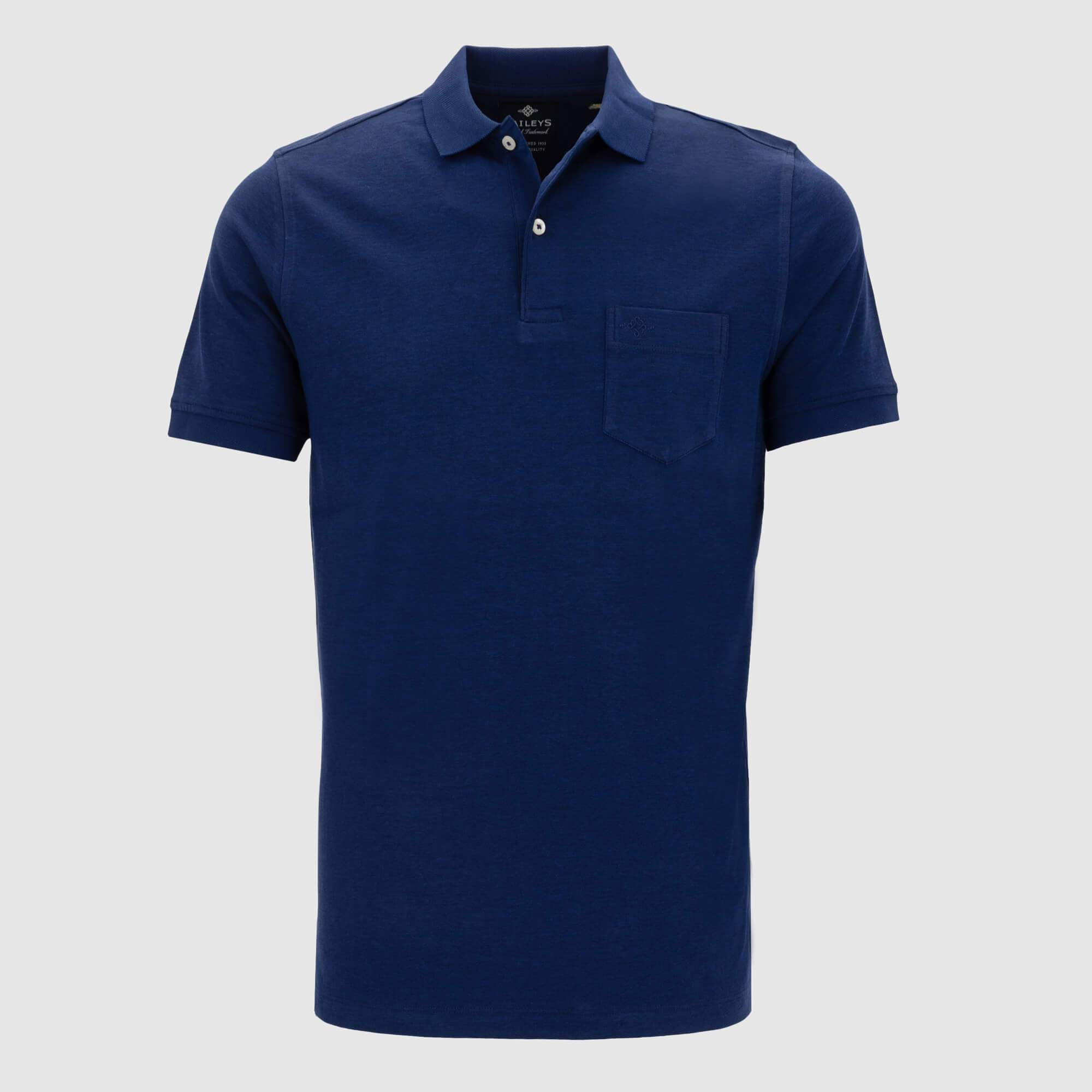 Polo liso regular fit 105280