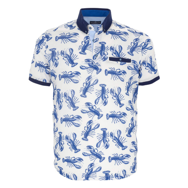Polo estampado 816597