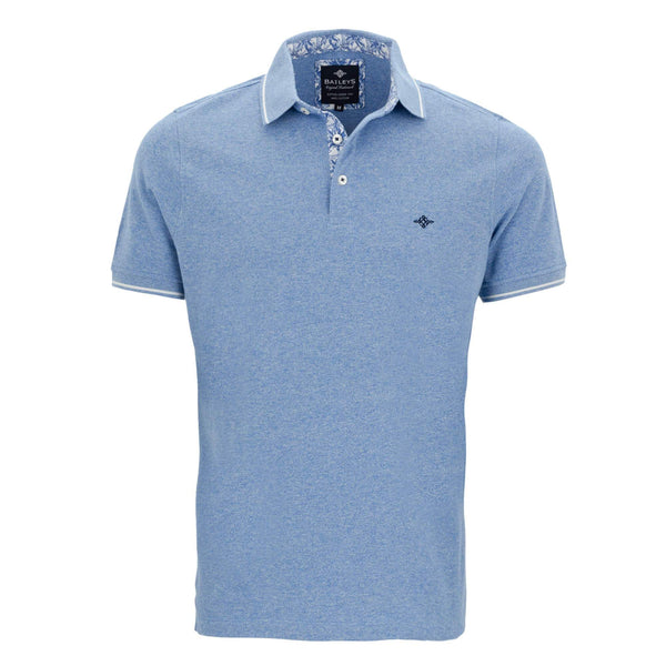 Polo jaspeado regular fit 915257
