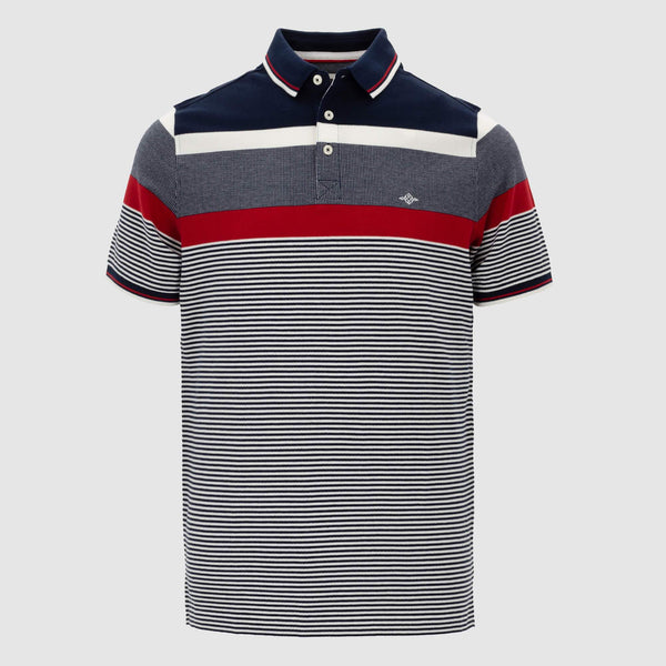Polo rayas regular fit 105253