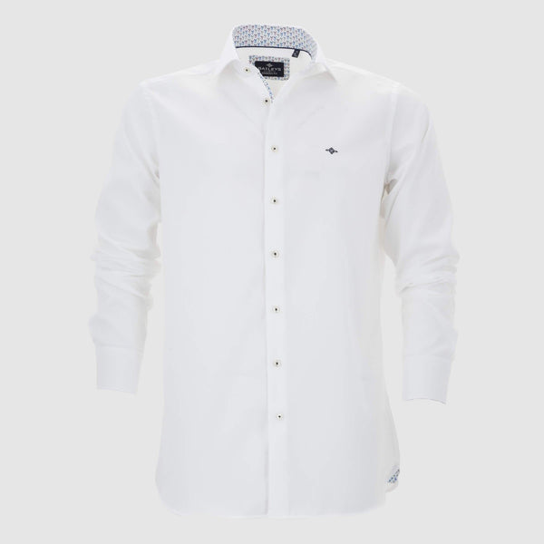 Camisa lisa slim fit 207845