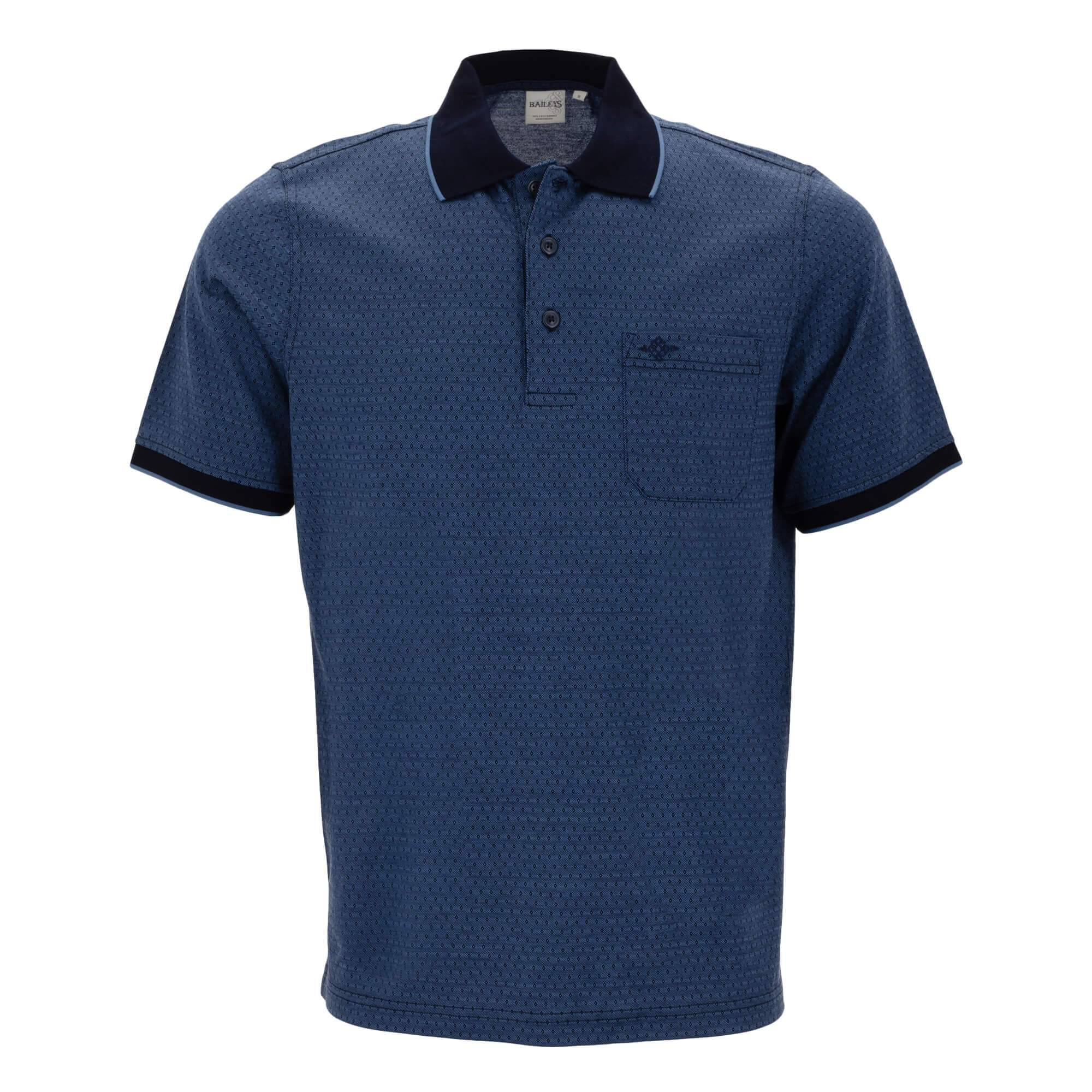 Polo estampado 914055