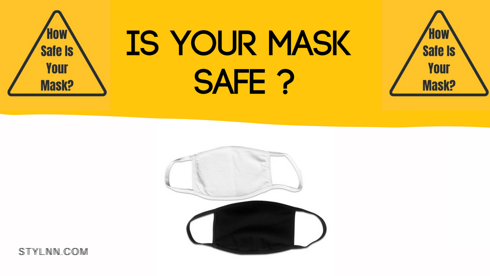 Simple Mask Test - How Effective Is Your Face Mask?