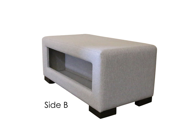 Helo #1 | Double Storage Bench  | Latex | - STYLNN Best Sofa Spring System