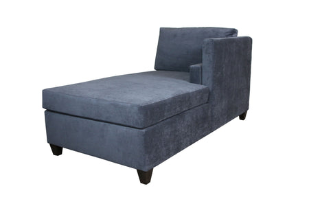 "Del Rose | 72"" Chaise 