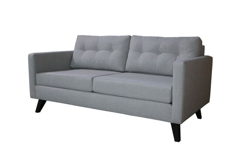 "Natasha | 72"" Two Arm Sofa Loveseat