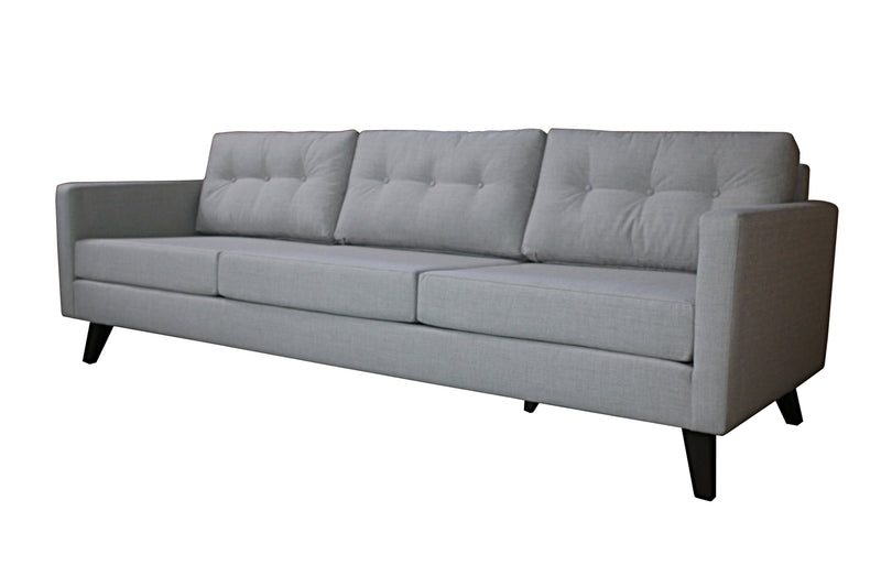"Natasha | 96"" Two Arm Sofa 