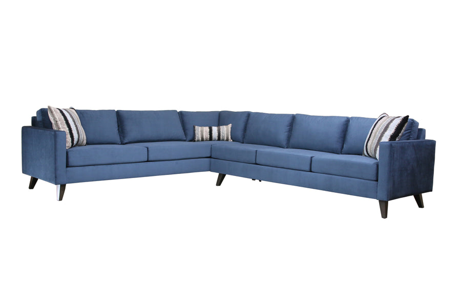 "The Wilfred | 120"" x 137"" Sofa Sectional 
