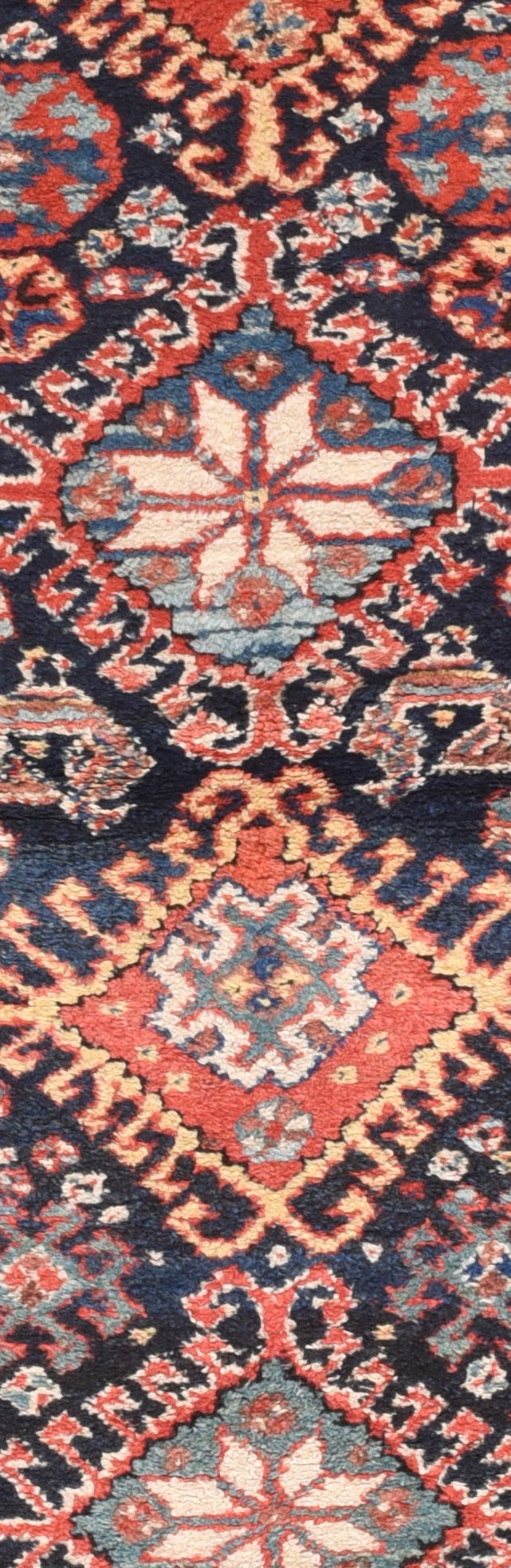 Antique Lori Tribal Persian Area Rug