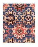 Antique Shirvan Caucasian Russian Area Rug