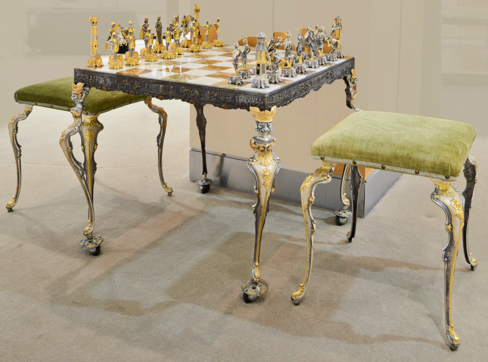 Chess Game Table