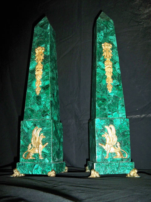 Malachite Towers