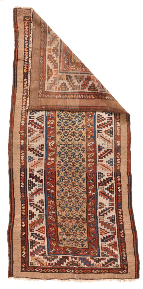 Antique Bakhshayesh Tribal Persian Rug
