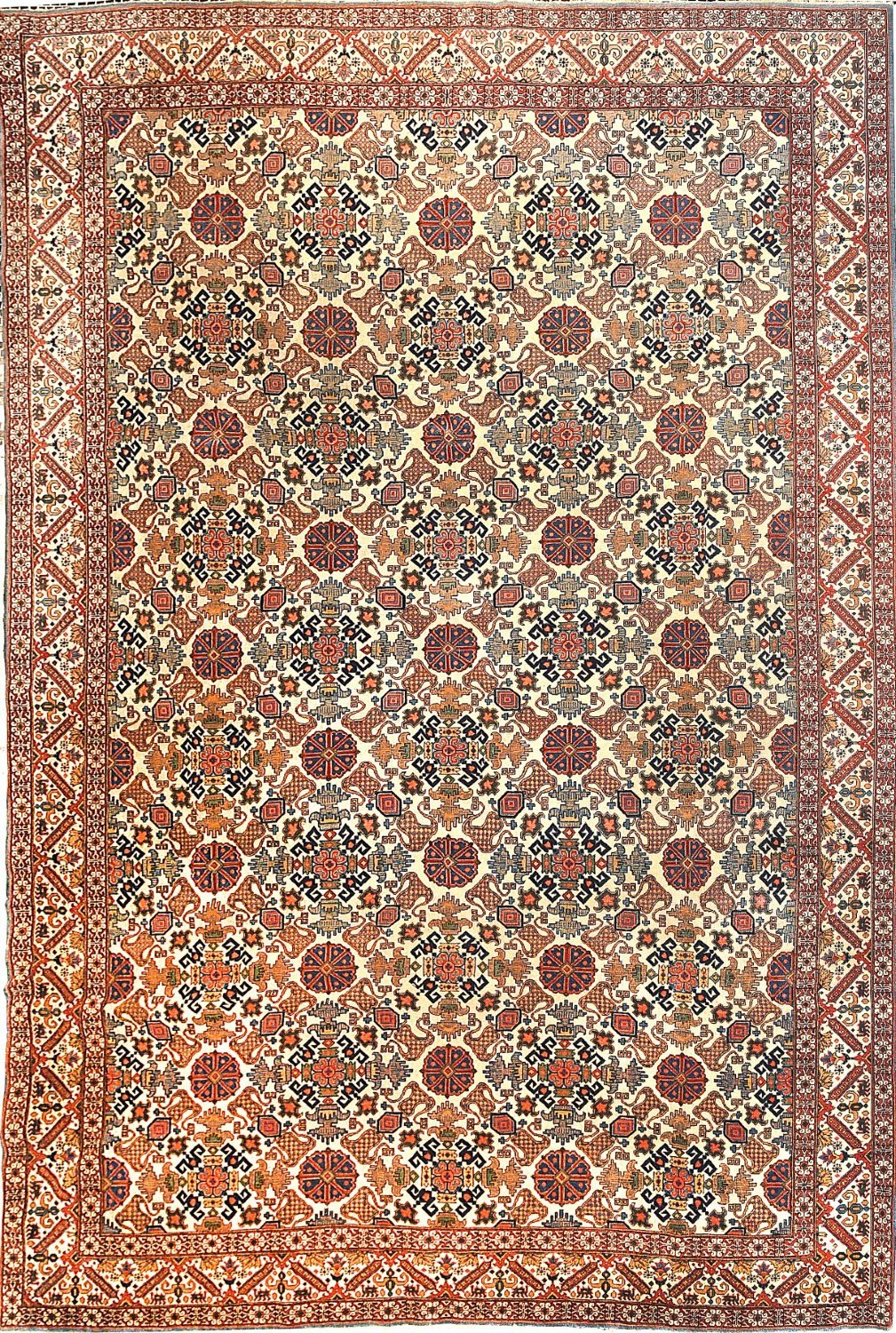 Antique Persian Rug Tehran