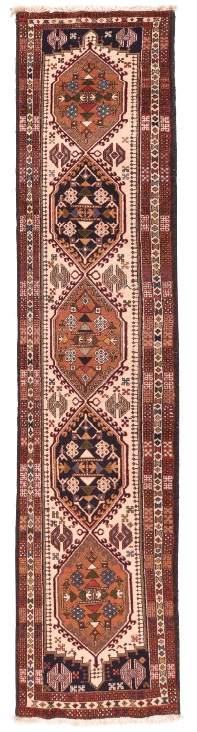 Semi Antique Persian Tribal Rug