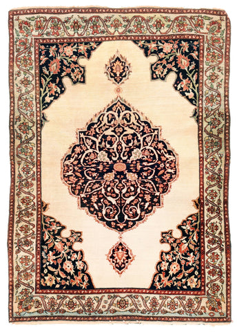 Antique Persian Afshar Rug