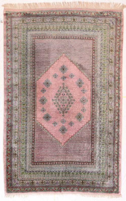 Antique Hand Made Indian Rug